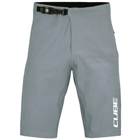 Cube Edge Baggy Shorts Lightweight Men, grey